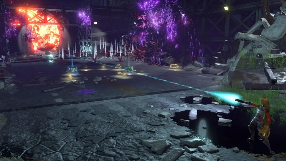 Contra: Rogue Corps E3 2019 Screenshot 1