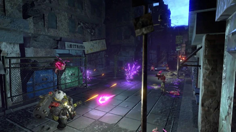 Contra: Rogue Corps E3 2019 Screenshot 2