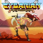 Cybarian: The Time Travelling Warrior Key Art