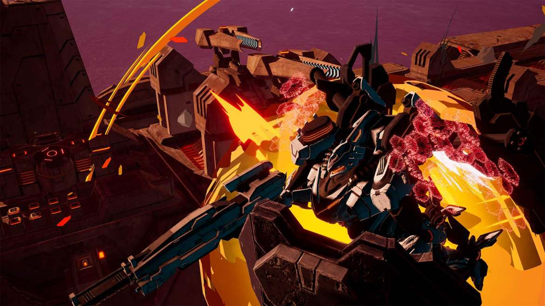 Daemon X Machina E3 2019 Screenshot 6