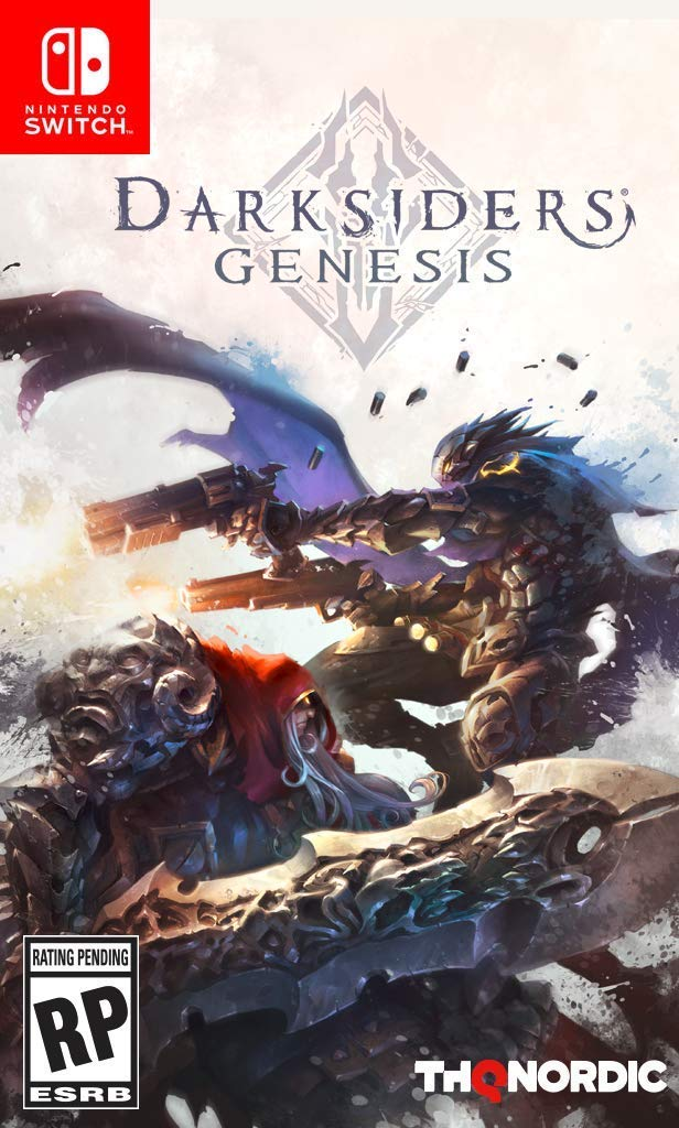 Darksiders Genesis Pack Shot