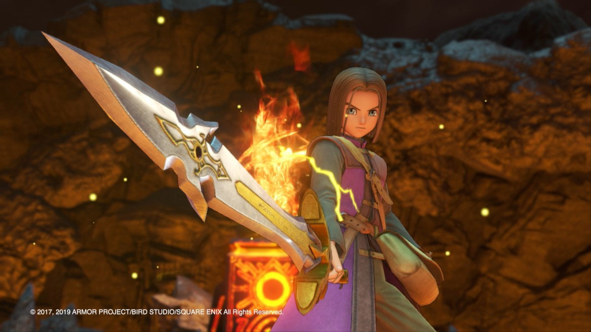Dragon Quest XI S: Echoes of an Elusive Age Definitive Edition E3 2019 Screenshot 1