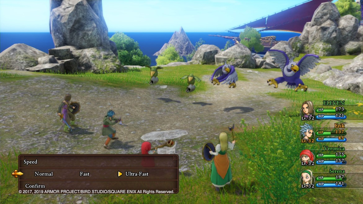 Dragon Quest XI S: Echoes of an Elusive Age Definitive Edition E3 2019 Screenshot 5