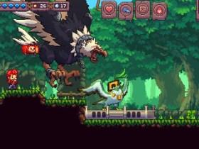 Eagle Island Screenshot