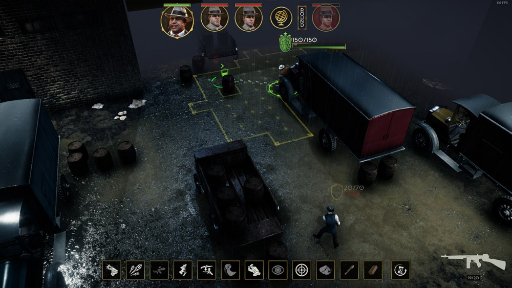 Empire of Sin E3 2019 Screenshot 5