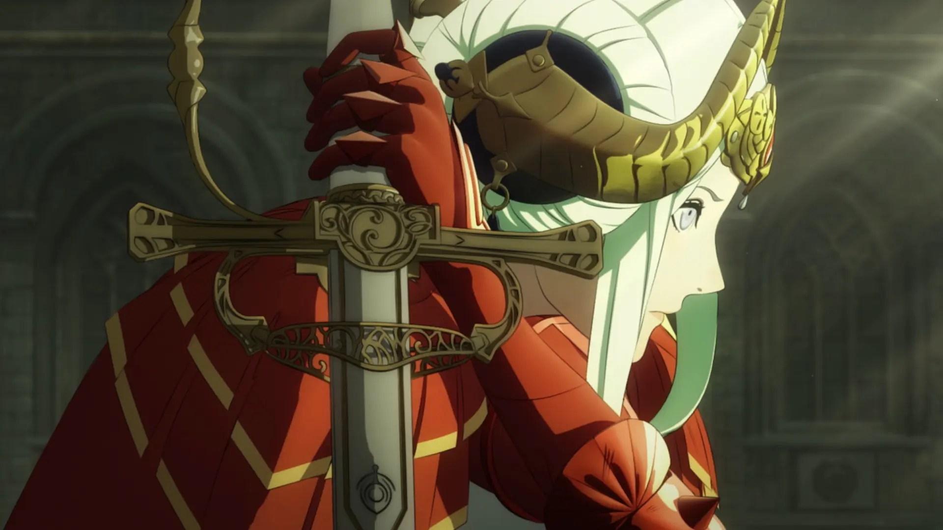 Fire Emblem: Three Houses E3 2019 Screenshot 2