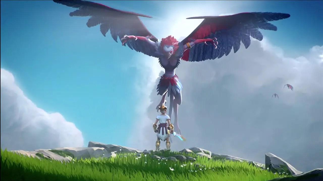 Gods And Monsters Screenshot