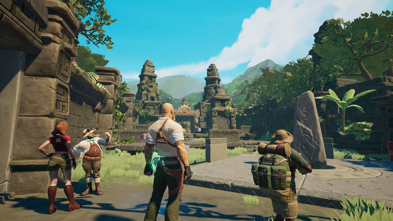 Jumanji: The Video Game Screenshot