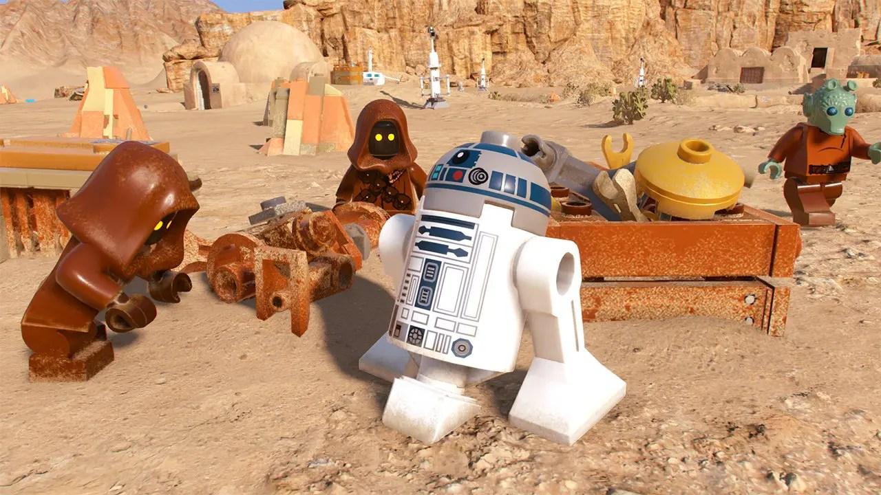 LEGO Star Wars: The Skywalker Saga Screenshot 1