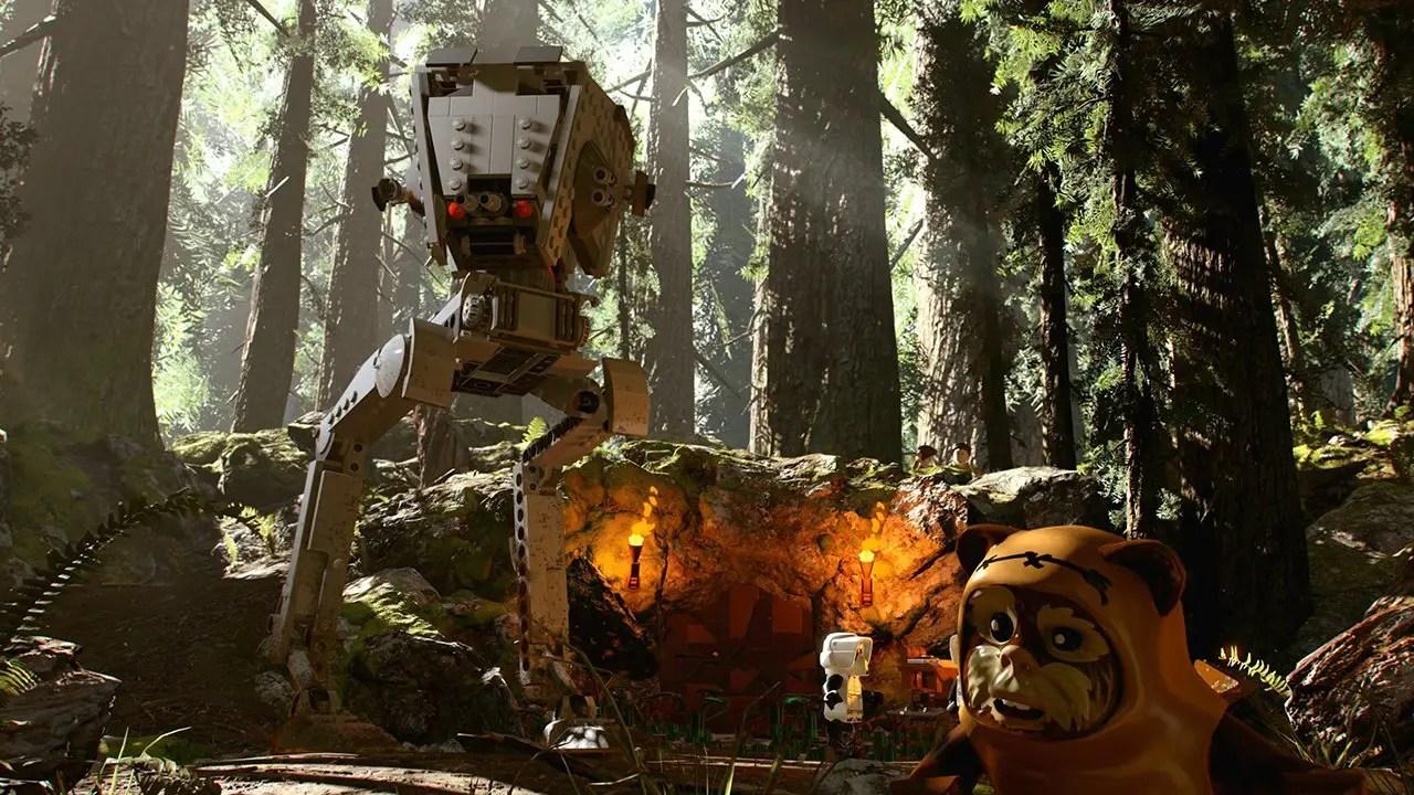 LEGO Star Wars: The Skywalker Saga Screenshot 3