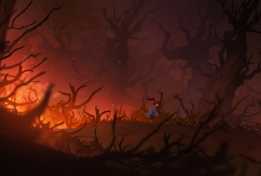 Lost Words: Beyond The Page Screenshot
