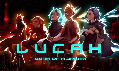 Lucah: Born of a Dream Logo