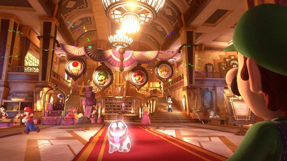 Luigi's Mansion 3 E3 2019 Screenshot 1