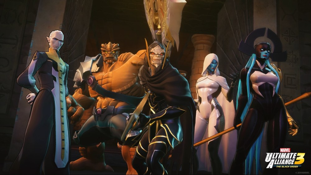 Marvel Ultimate Alliance 3: The Black Order E3 2019 Screenshot 1