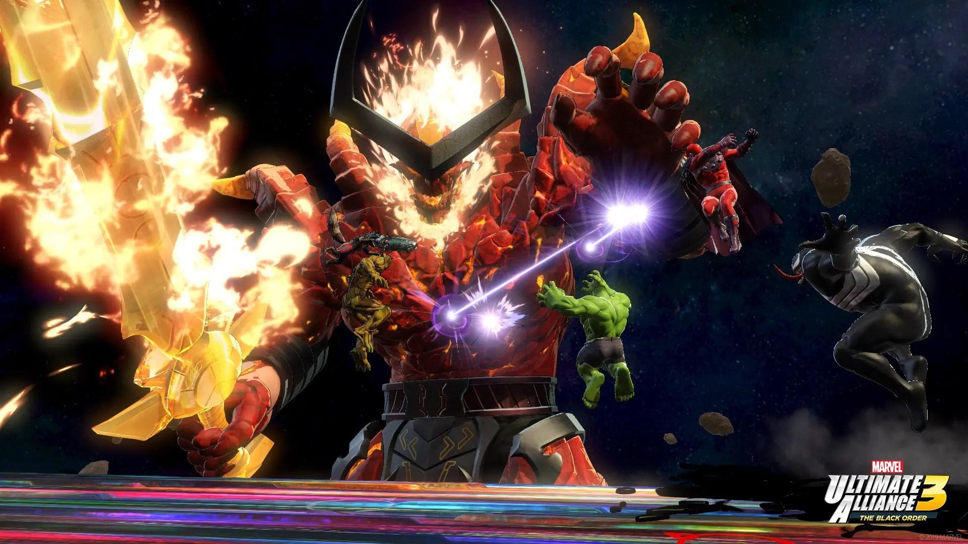 Marvel Ultimate Alliance 3: The Black Order E3 2019 Screenshot 18