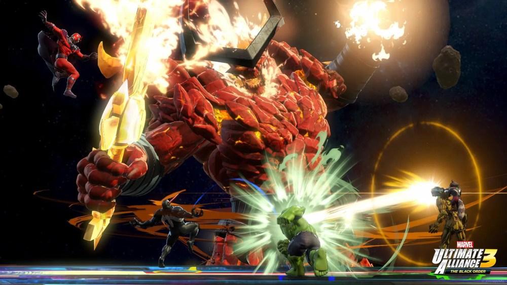 Marvel Ultimate Alliance 3: The Black Order E3 2019 Screenshot 21