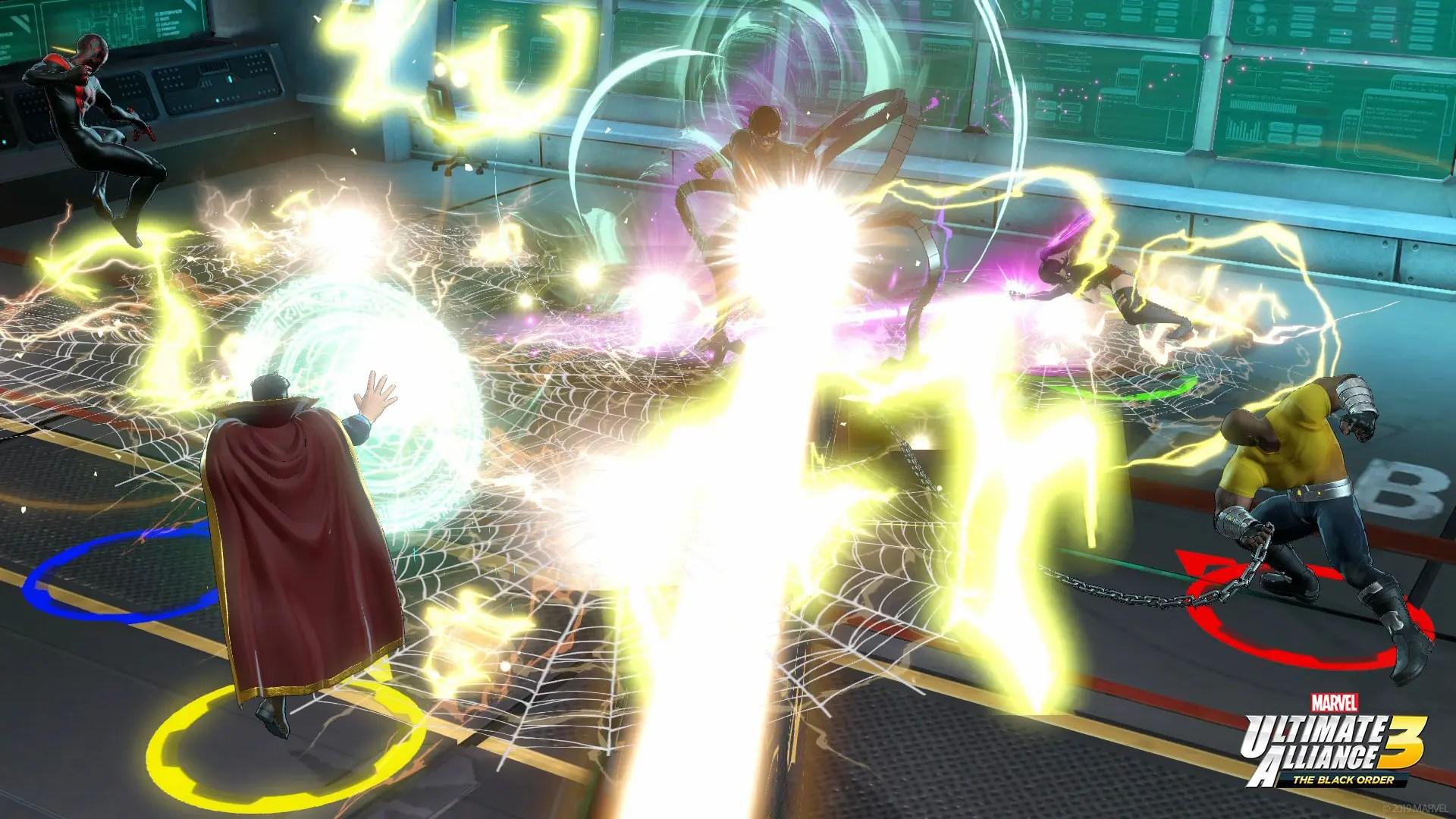 Marvel Ultimate Alliance 3: The Black Order E3 2019 Screenshot 6