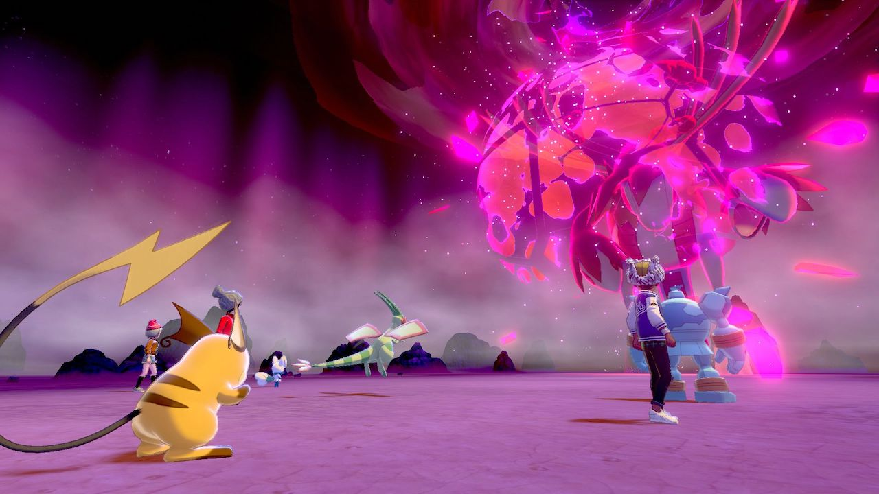 Mega Evolution And Z Moves Are Not In Pokemon Sword And Shield