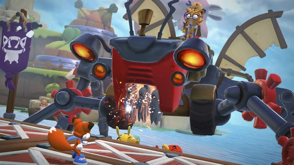 New Super Lucky's Tale E3 2019 Screenshot 7