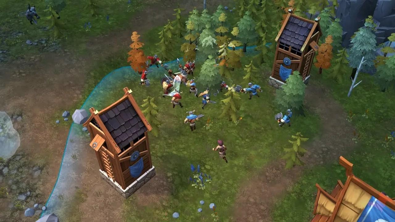Northgard Screenshot