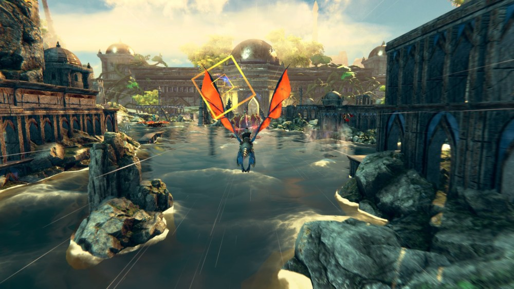 Panzer Dragoon: Remake E3 2019 Screenshot 5