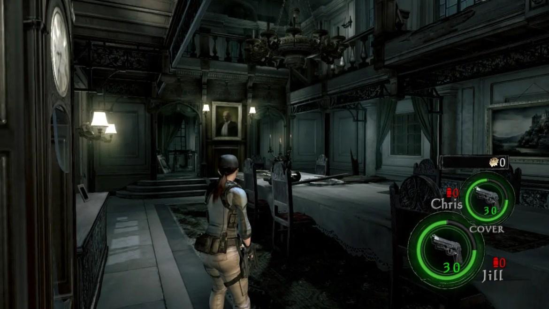 Resident Evil 5 Nintendo Switch Screenshot 6