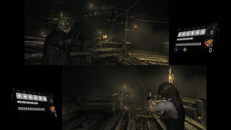 Resident Evil 6 Nintendo Switch Screenshot 2