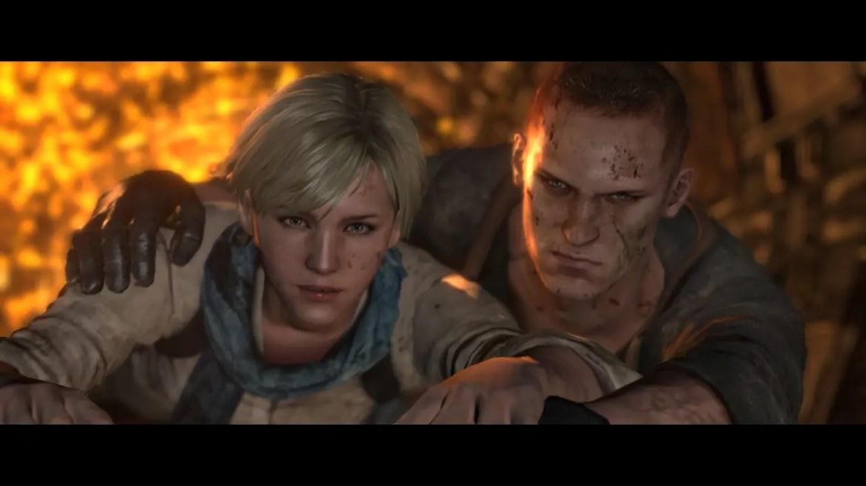 Resident Evil 6 Nintendo Switch Screenshot 3