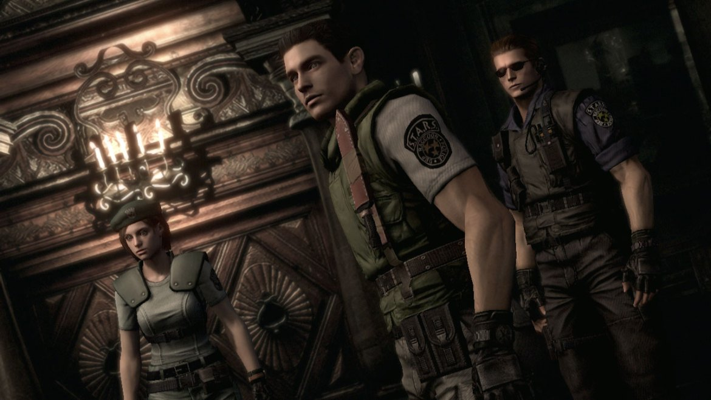 Resident Evil Review Screenshot 1