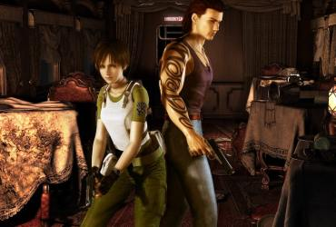 Resident Evil Zero Review Header