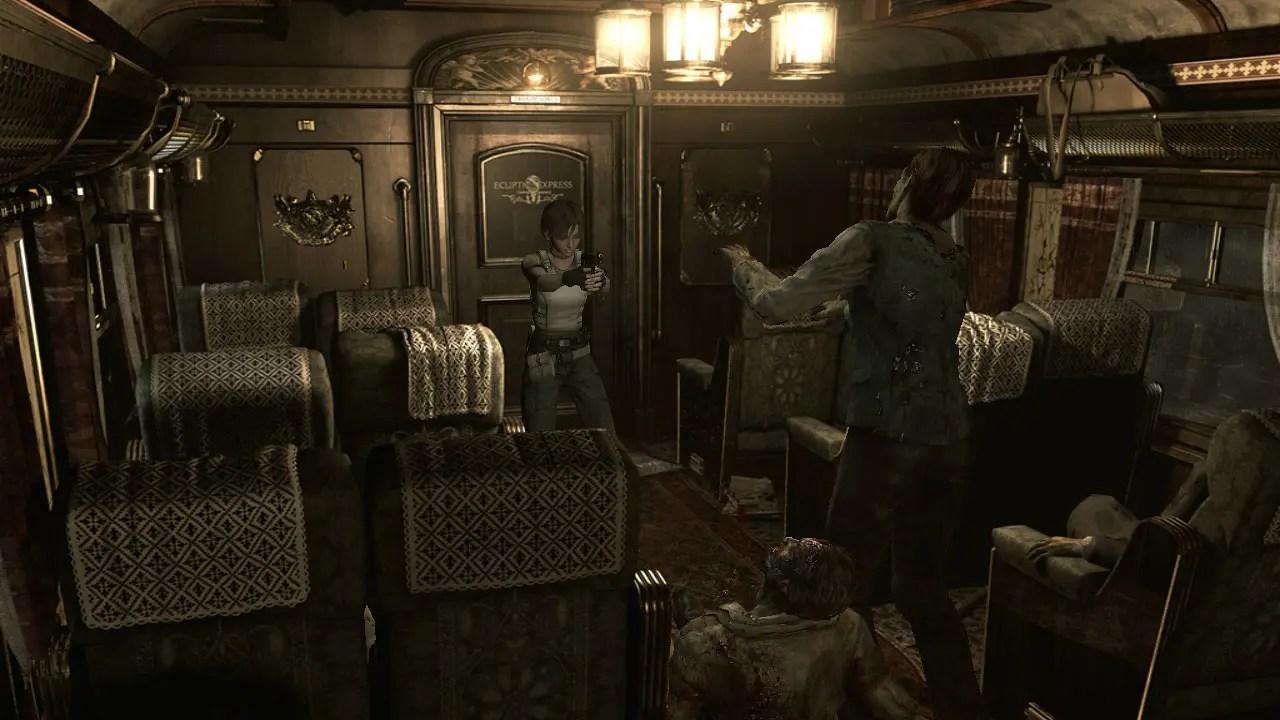 Resident Evil Zero Review Screenshot 2