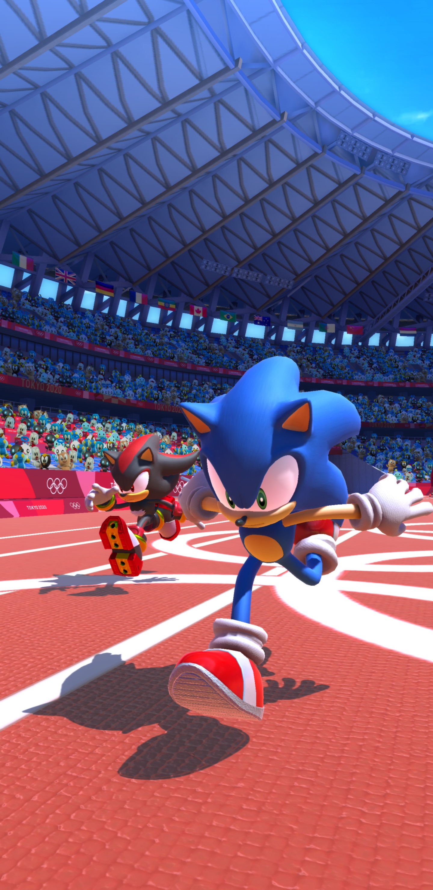 Sonic at the Olympic Games Tokyo 2020 Screenshot 2