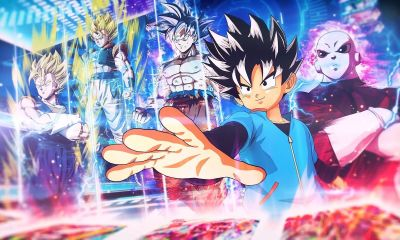 Super Dragon Ball Heroes: World Mission Review Header