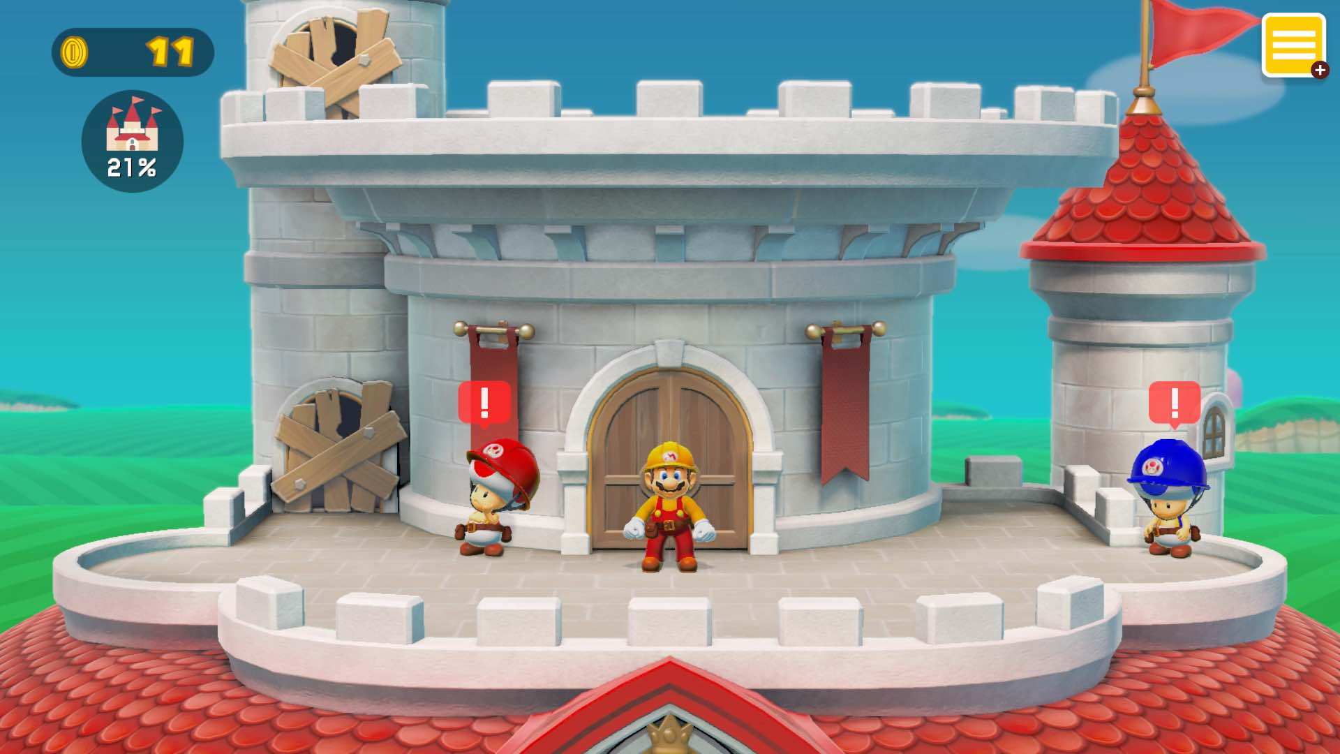 Super Mario Maker 2 Review Screenshot 3