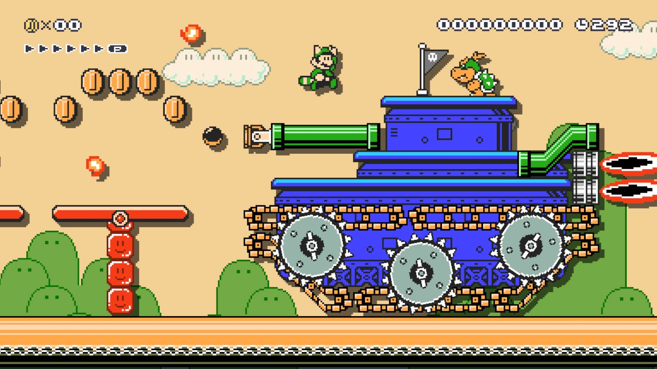 Super Mario Maker 2 Review Screenshot 4