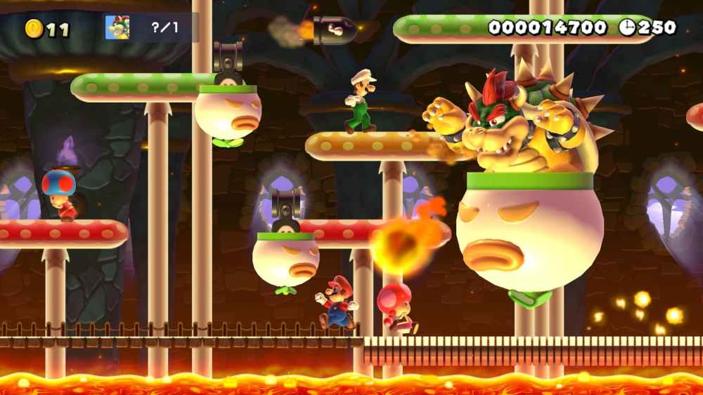 Super Mario Maker 2 Preview Screenshot 6