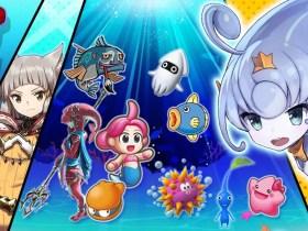 Super Smash Bros. Ultimate Making A Splash Image
