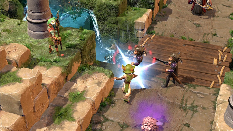 The Dark Crystal: Age of Resistance Tactics E3 2019 Screenshot 4