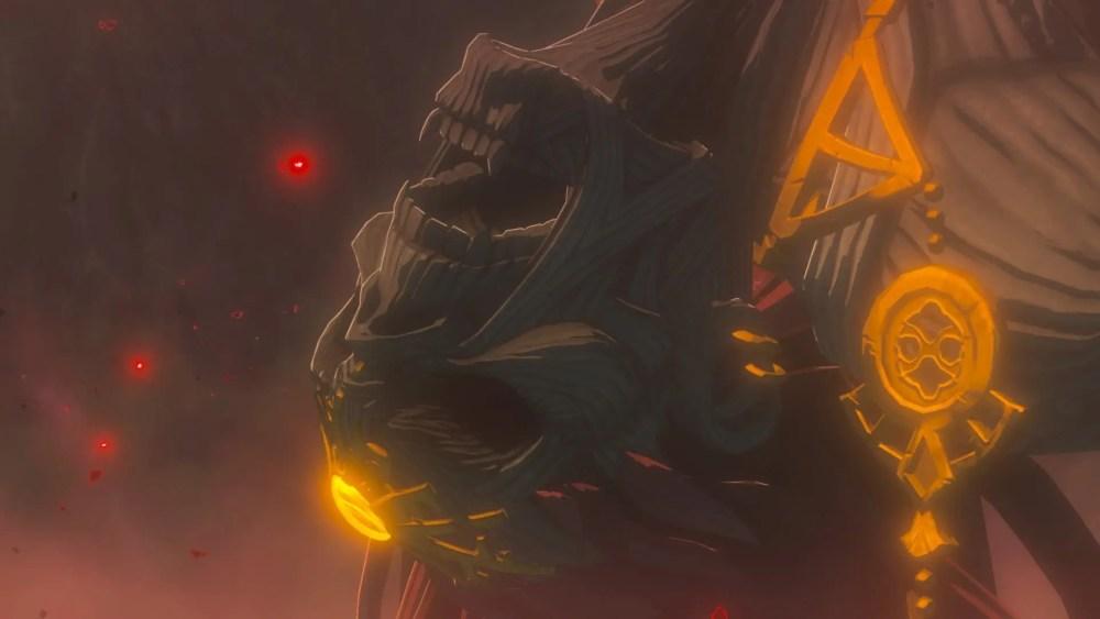 The Legend of Zelda: Breath of the Wild Sequel E3 2019 Screenshot 1