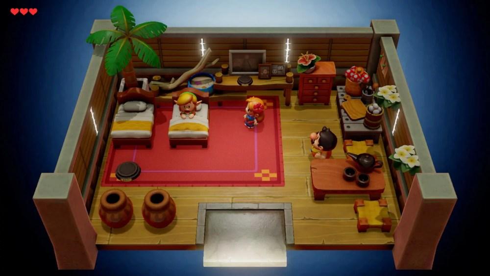 The Legend of Zelda: Link's Awakening E3 2019 Screenshot 1