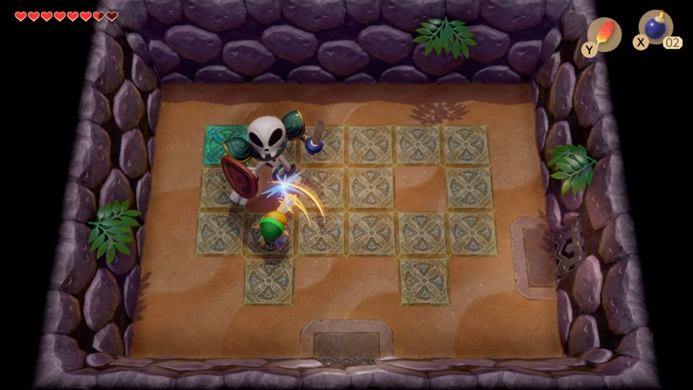 The Legend of Zelda: Link's Awakening E3 2019 Screenshot 11