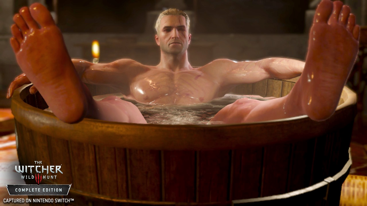 The Witcher 3: Wild Hunt Complete Edition E3 2019 Screenshot 2