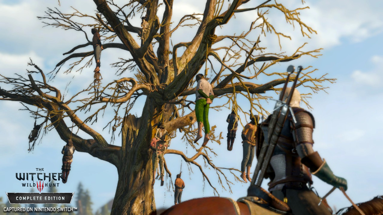 The Witcher 3: Wild Hunt Complete Edition E3 2019 Screenshot 8