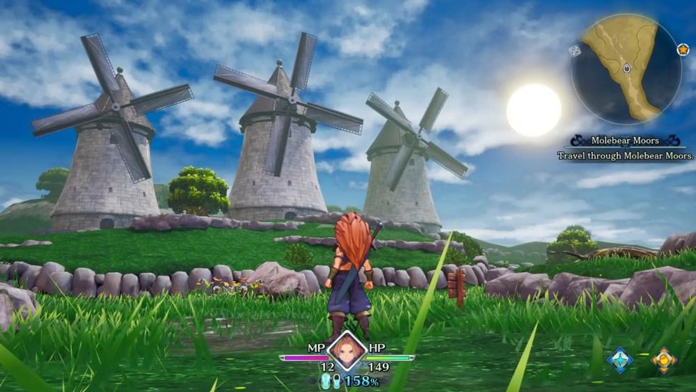 Trials of Mana E3 2019 Screenshot 5