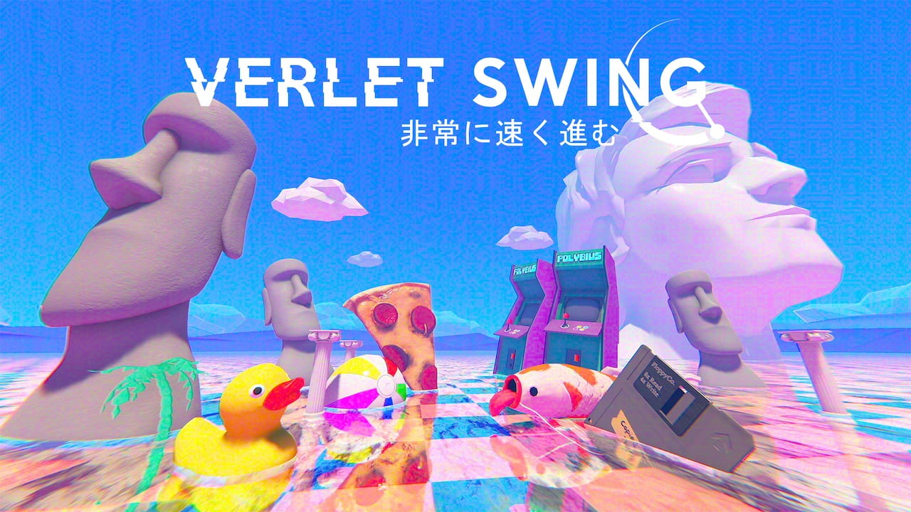 Verlet Swing Key Art