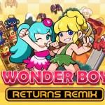Wonder Boy Returns Remix Review Header