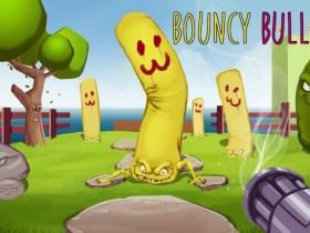 Bouncy Bullets Logo