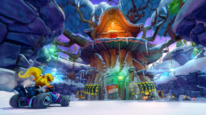 Crash Team Racing Nitro-Fueled Review Screenshot 2