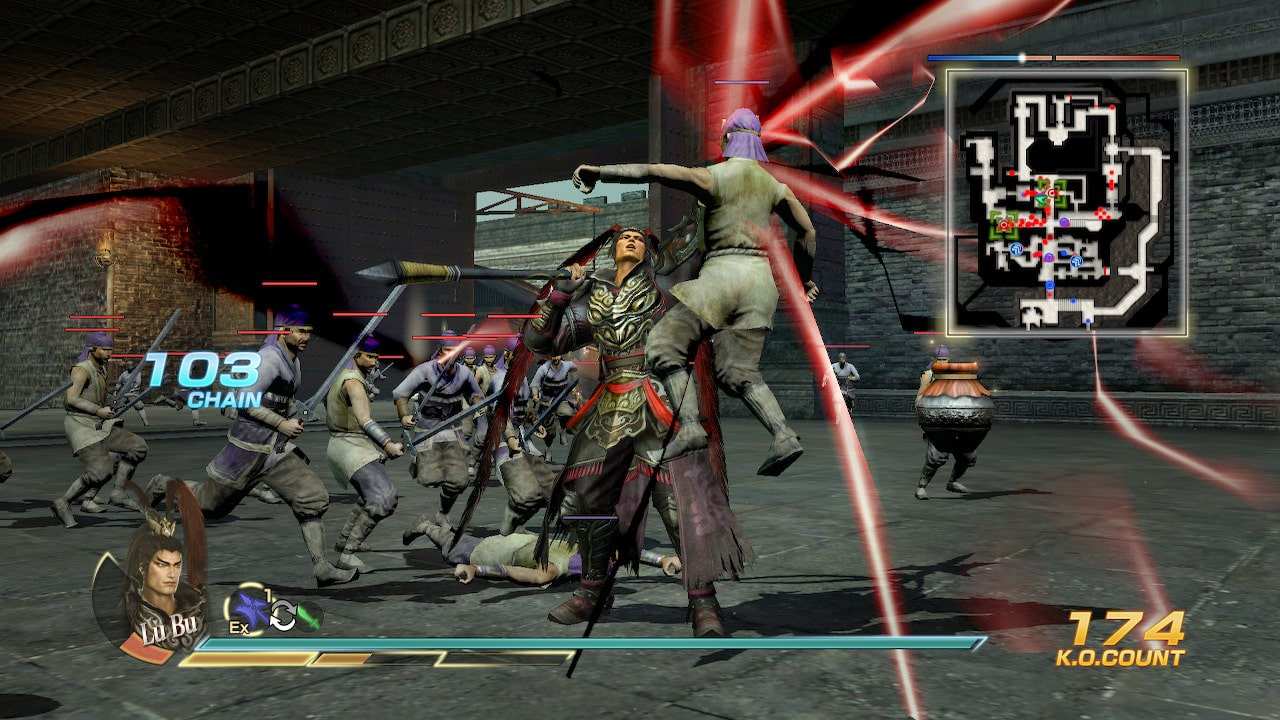 Dynasty Warriors 8 Xtreme Legends Definitive Edition Review Screenshot 1