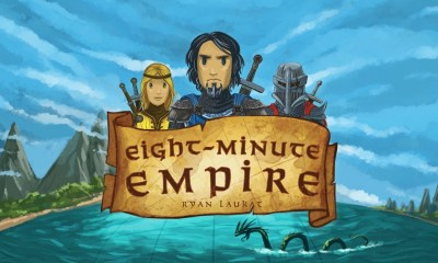 Eight-Minute Empire Logo